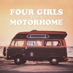 Four Girls and a Motorhome poster artwork
